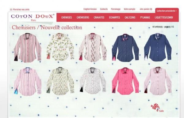 Coton Doux                                                                     from: www.cotondoux.com