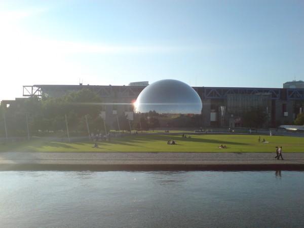 הז'אודבפארק La Villette