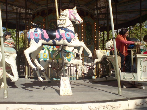 Manege au Tuileries