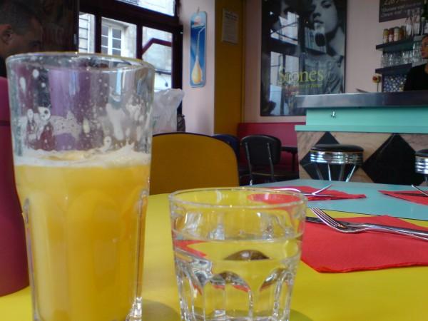 Le Pick Clops. תפוזים סחוטרי