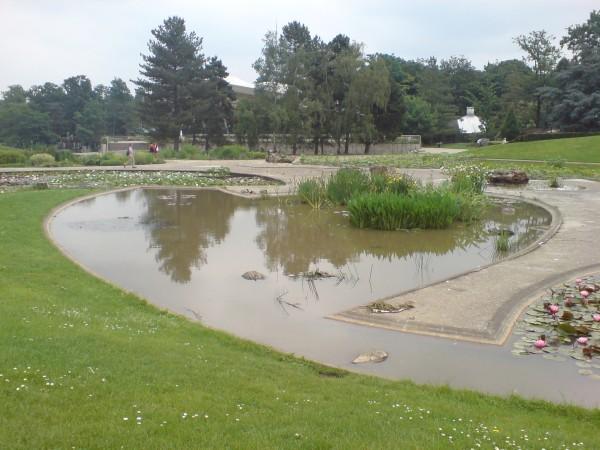 פארק פלוראל. חלק מ-Bois de Vincennes