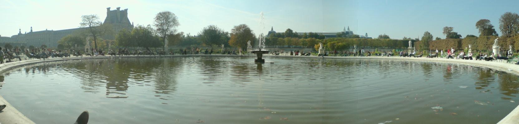 Jardines de Tuileries