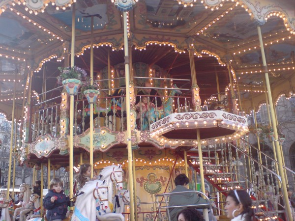 Carrousel de Hotel de Ville
